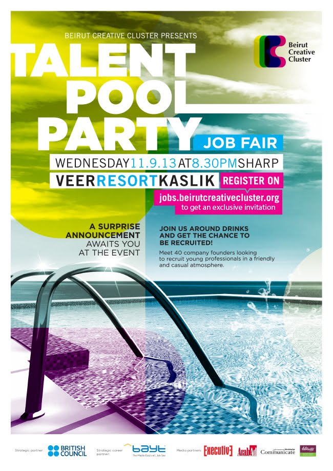 Talent Pool Party